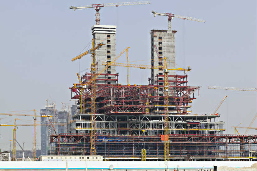 Abu Dhabi residential project