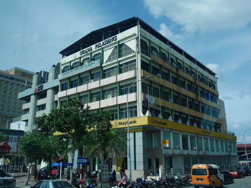 Maybank instant business account