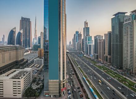 Dubai real estate coronavirus