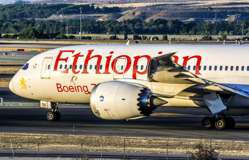 Ethiopian Airlines China