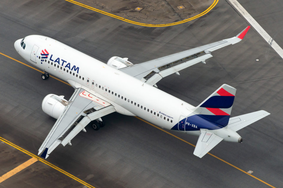 Latam Airlines bankruptcy