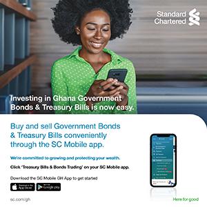Standard Chartered Bank - Ghana