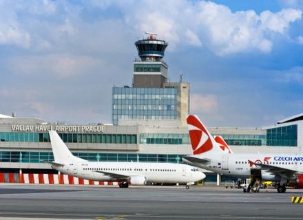 Prague Airport Czech Republic_GB0_Image