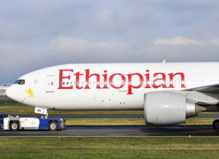 Ethiopian Airlines Boeing 737 MAX-GBO_Image